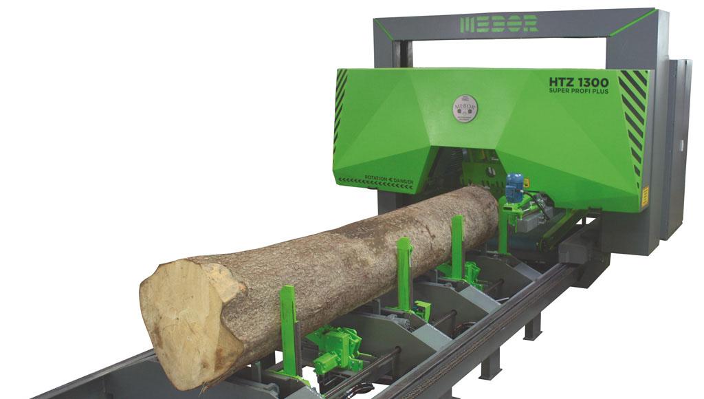 Maszyny do obróbki drzewa – traki taśmowe, wielopiły, obrzynarko wielopiły